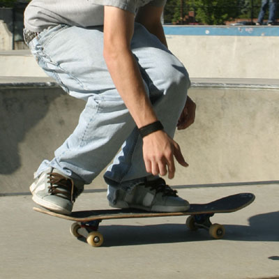 Learn the secrets of the Kickflip!